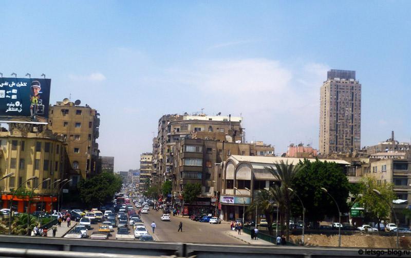 машины в Каире