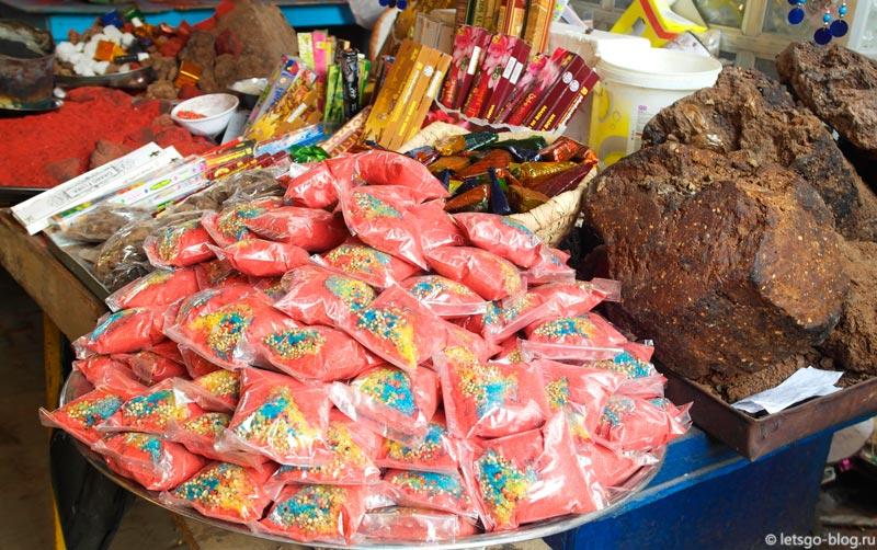 Рынок Хан эль-Халили. Специи