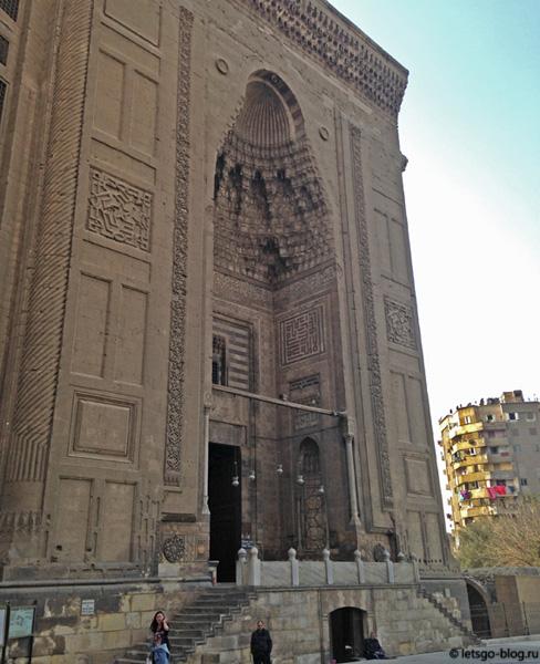 Мечеть Султана Хасана, Каир