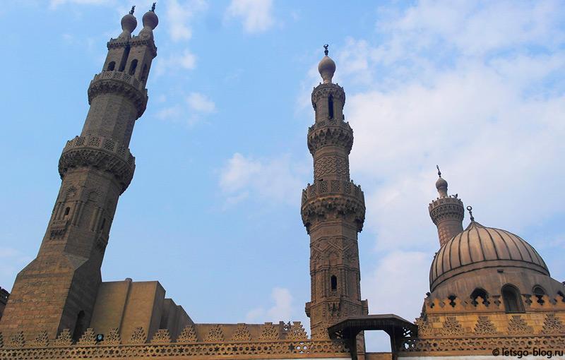 Мечеть Аль-Азхар, Каир