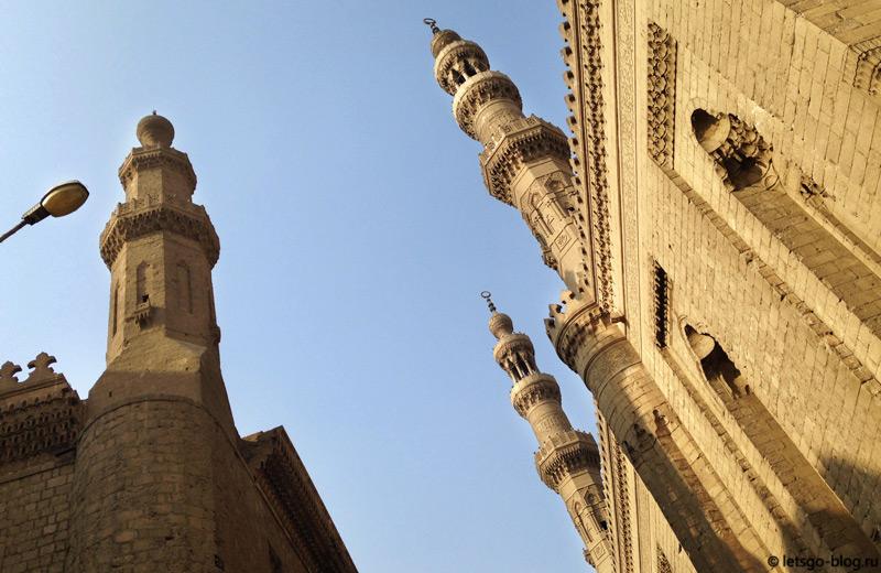 Мечети Каира