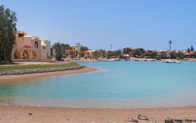 Даунтаун Эль-Гуна, Египет