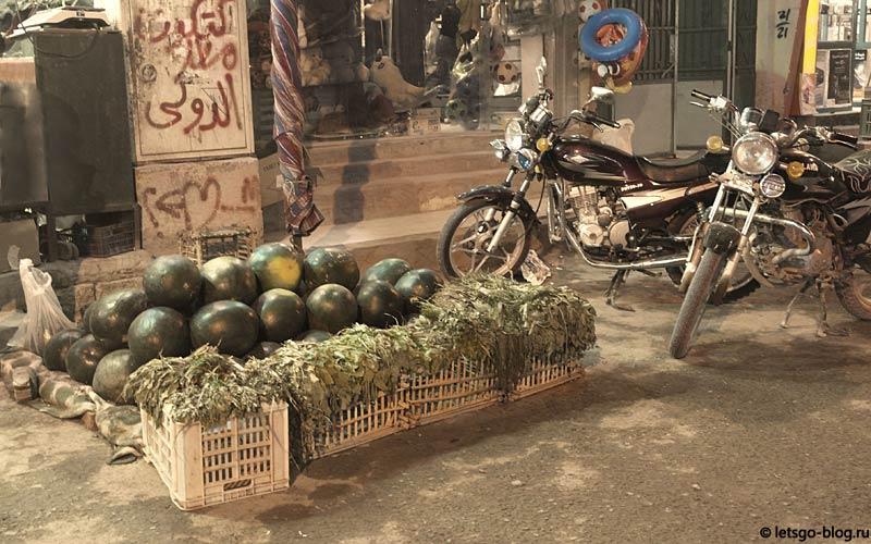 арбузы в Хургаде
