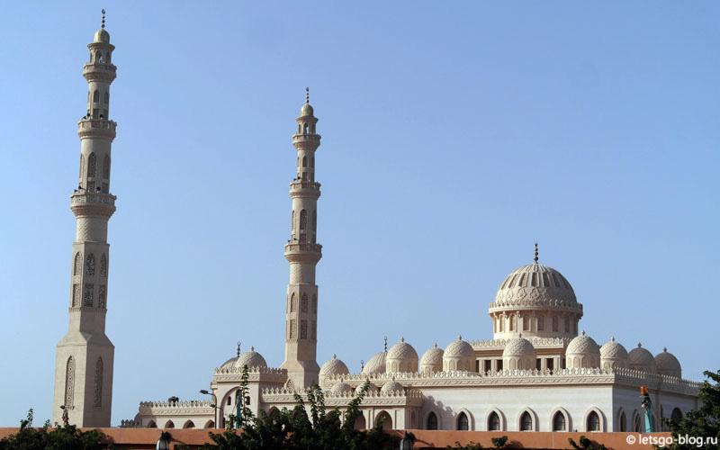 мечеть Эль-Мина Хургада