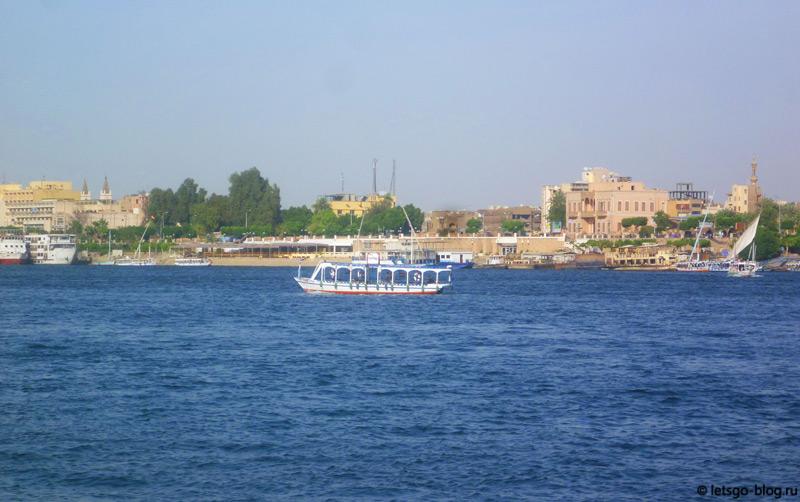 Город Живых, Луксор