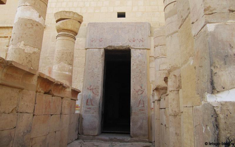 Храм Хатшепсут. Луксор