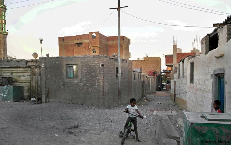 Сафага, Египет