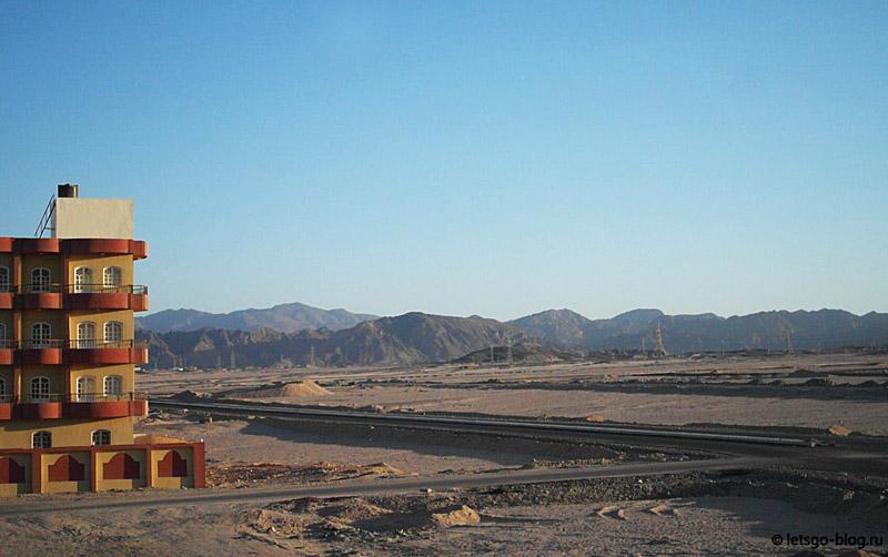 8 километр, Сафага, Египет