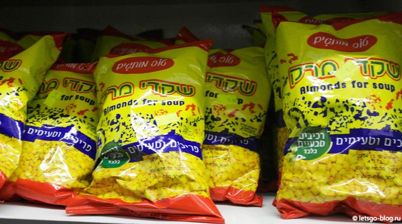 Израиль, чечевица, продуктовый магазин