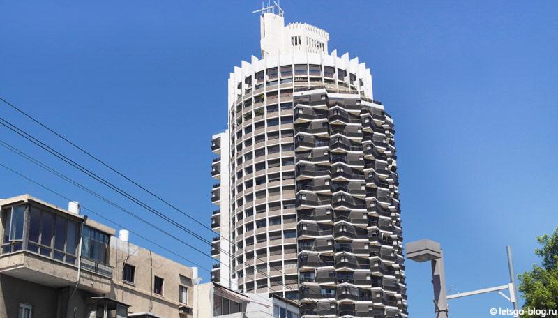 Тель-Авив, небоскреб