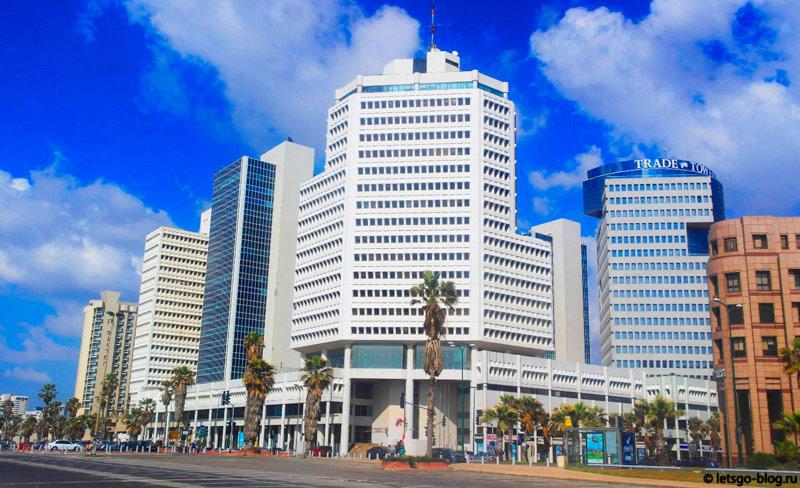 Вдоль набережной Тель-Авива