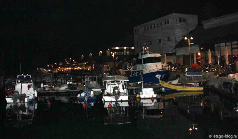 Старый Яффо, морской порт