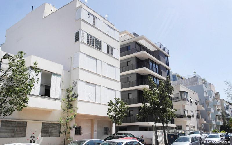 Тель-Авив, Белый город