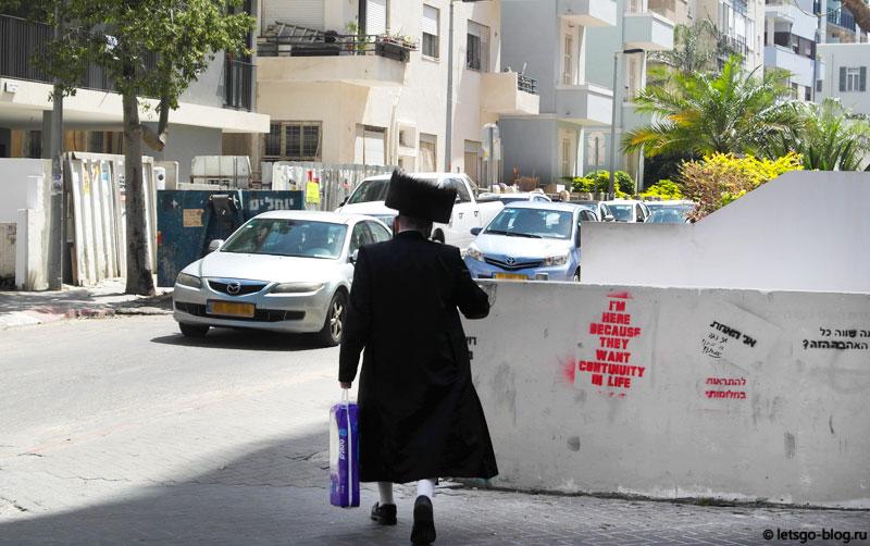Тель-Авив, евреи