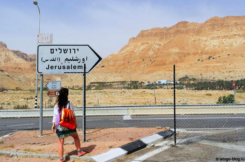 Мертвое море, Эйн Геди