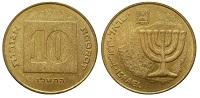 Монета 10 агорот