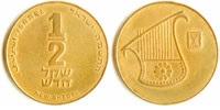 Монета 1/2 шекеля