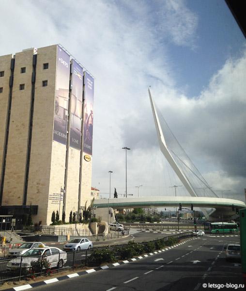 Центр Иерусалима