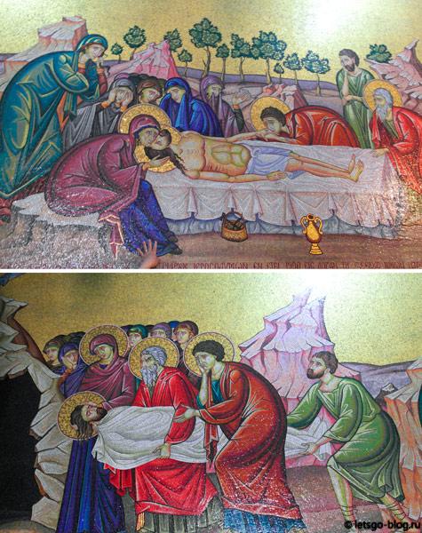 Росписи Храма Гроба Господня