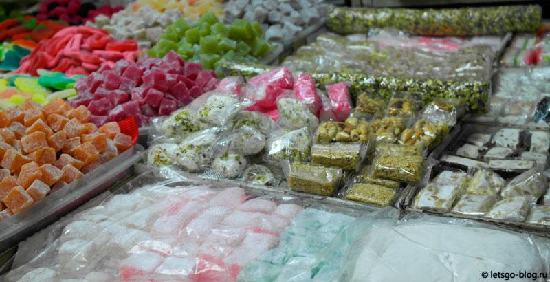 Иерусалим, рынок в Мусульманском квартале