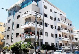тель-авив белый город