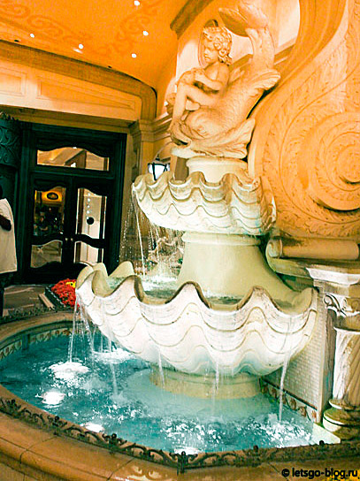 Отель Белладжио, Лас-Вегас