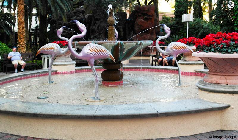 Отель Фламинго, Лас-Вегас