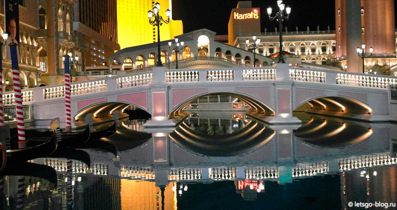 Отель Венеция, Лас-Вегас