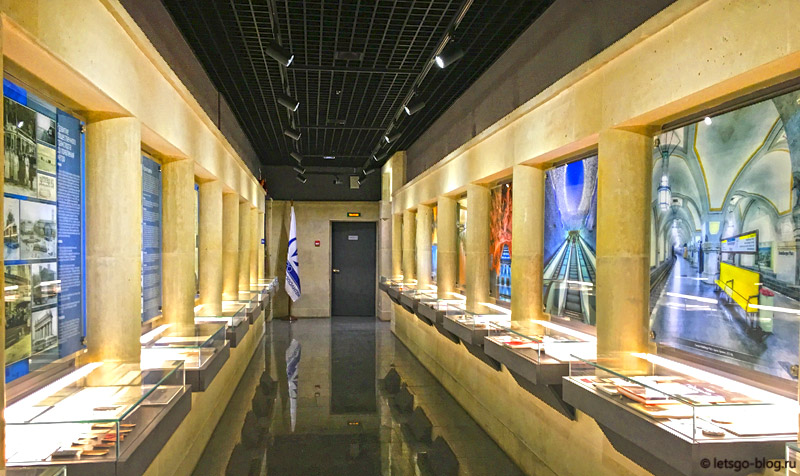 Музей Метро в Питере