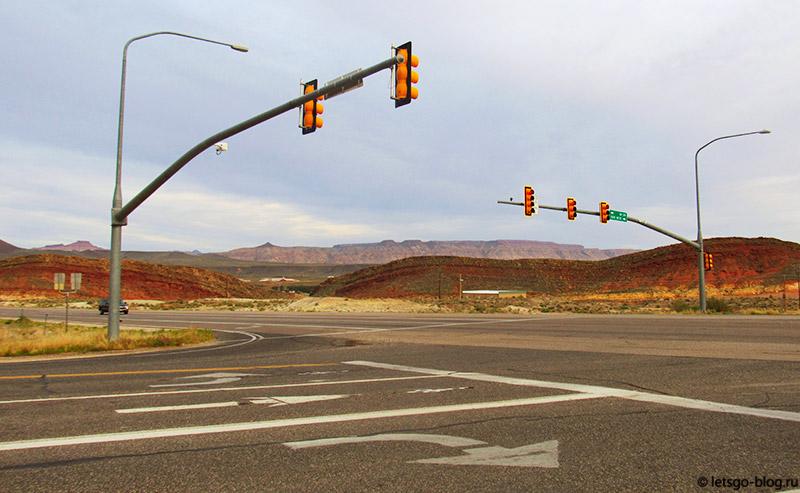 Автомобильные трассы Аризоны