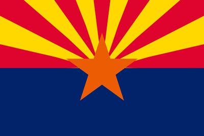 Флаг Аризоны