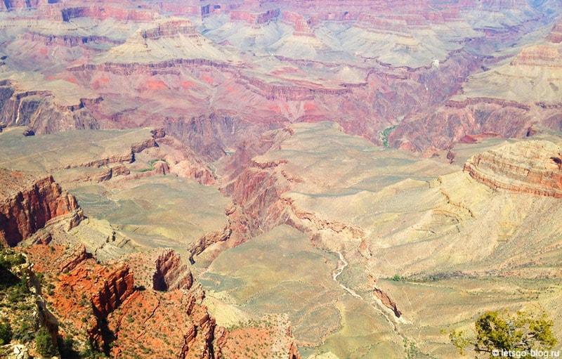 Большой каньон, Mather point (Мэзэр поинт)