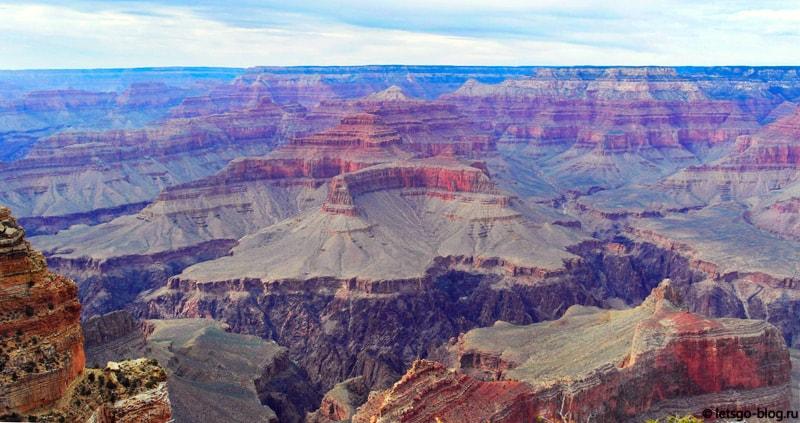 Большой каньон, Powell point (Пауэлл поинт)