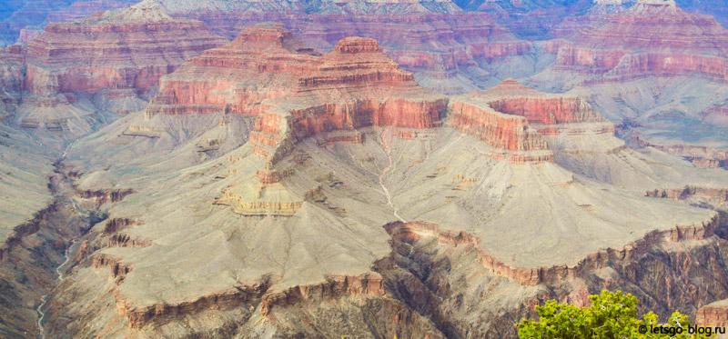 Большой каньон, Pima point (Пима поинт)