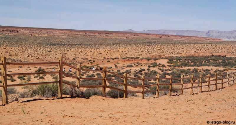 Нижний каньон Антилопы, экскурсии