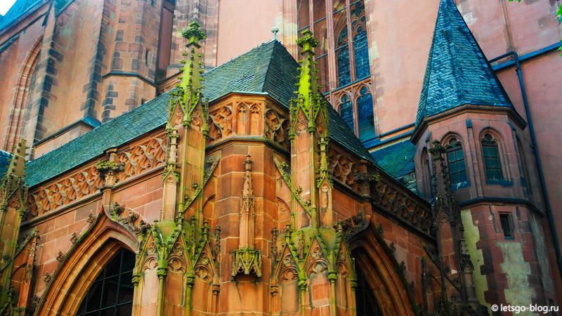 Императорский собор Святого Варфоломея Франкфурт