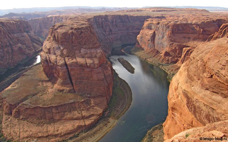 Подкова реки Колорадо