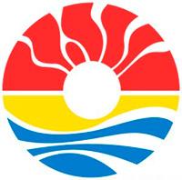 Флаг и герб Канкуна.