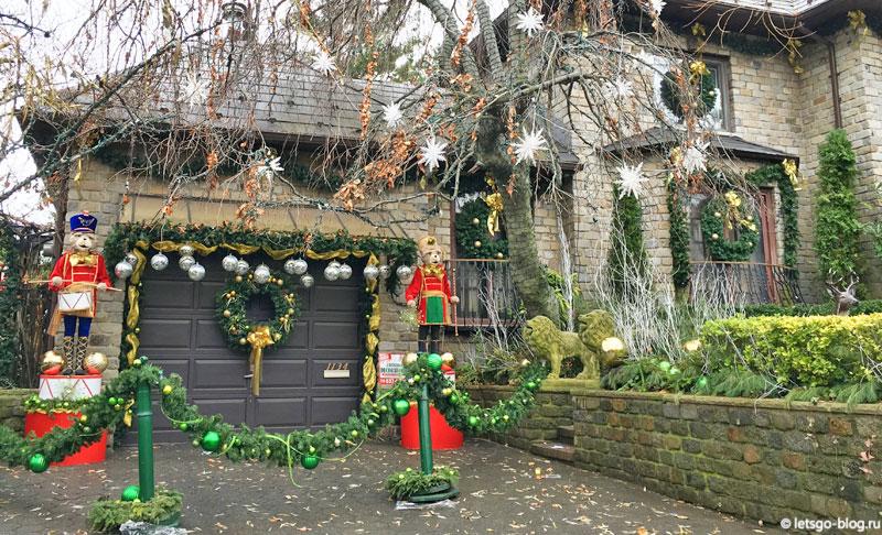 Рождество в Дайкер Хайтс