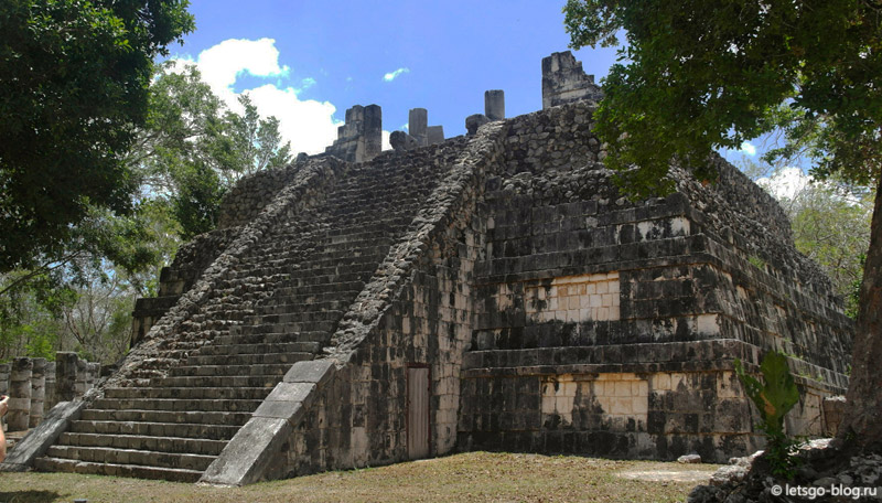Храм Таблиц Чичен-Ица