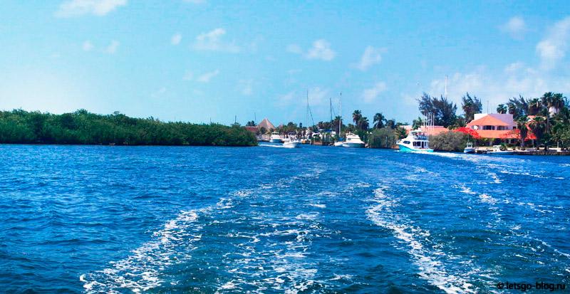 Лагуна Ничупте Канкун