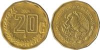 20 сентаво Мексика
