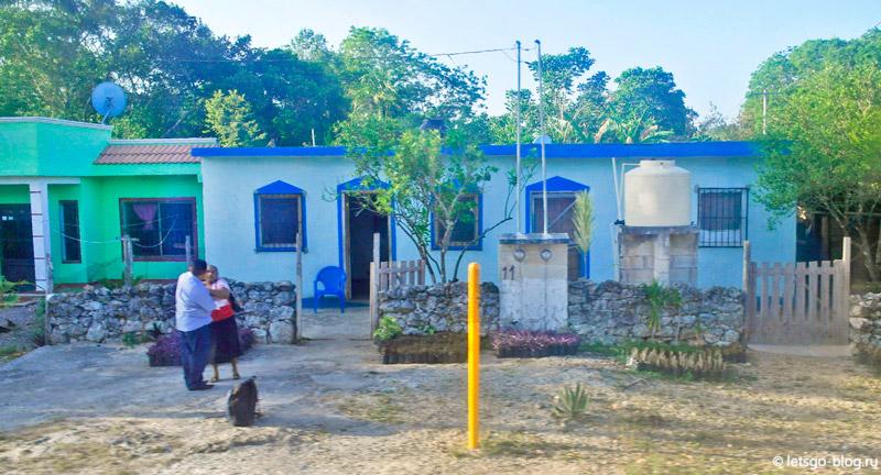 Мексиканские деревни