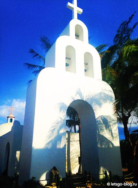 мексиканские церкви