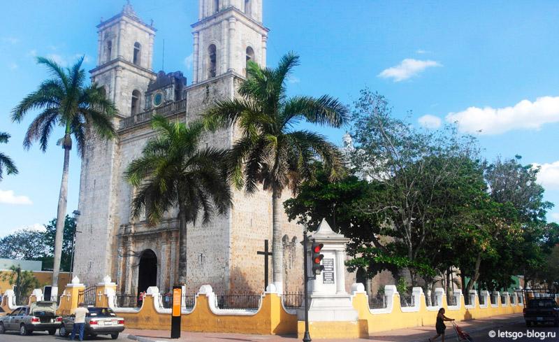 Собор Сан-Хервасио Вальядолид