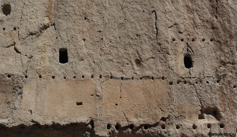 Национальный монумент Бандельер, петроглифы