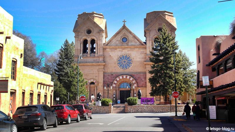Кафедральный собор Святого Франциска Ассизского Санта-Фе