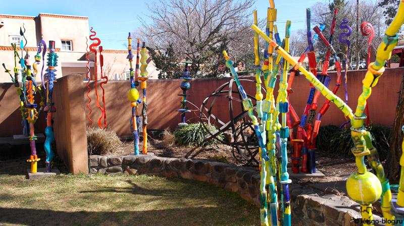 Галерея La Mesa, Каньон Роуд Санта-Фе