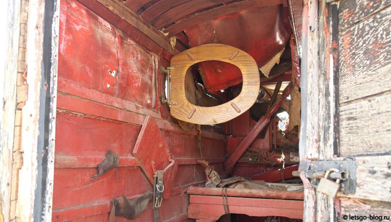 Тукумкари ретро грузовик