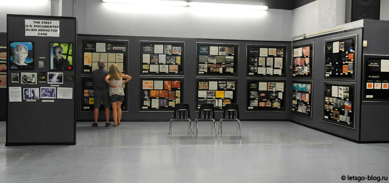 Музей НЛО в Розуэлле